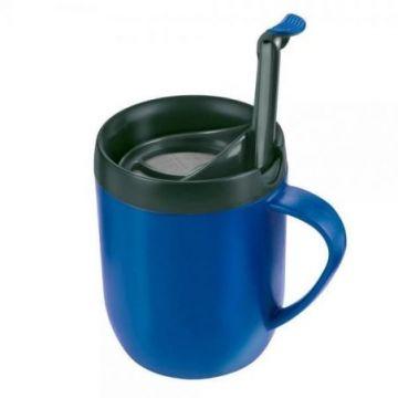 Kubek HotMug Cafe niebieski...