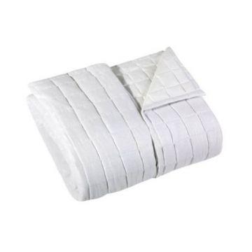 Narzuta 170x210 Eurofirany AURORA biały