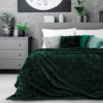 Narzuta 200x220 Eurofirany ORIANA c.zielony