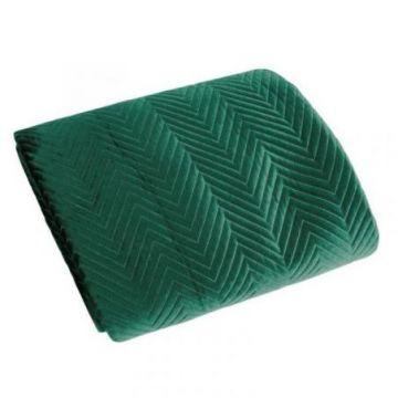 Narzuta 220x240 Eurofirany SOFIA c.zielony