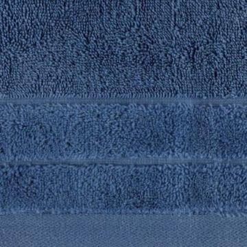 Ręcznik Eurofirany DAMLA 70x140 granat