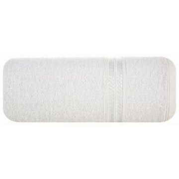 Ręcznik Eurofirany LORI 50x90 biały