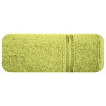 Ręcznik Eurofirany LORI 50x90 j.zielony