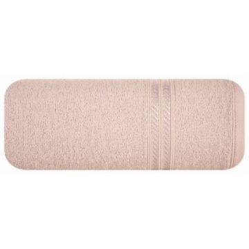 Ręcznik Eurofirany LORI 70x140 j.róż