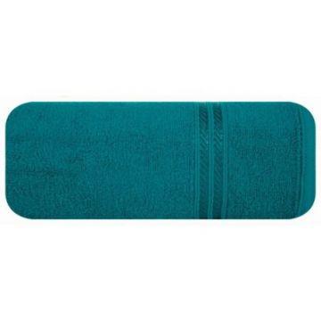 Ręcznik Eurofirany LORI 70x140 turkus