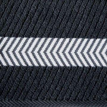 Ręcznik Eurofirany MATEO 50x90 stalowy