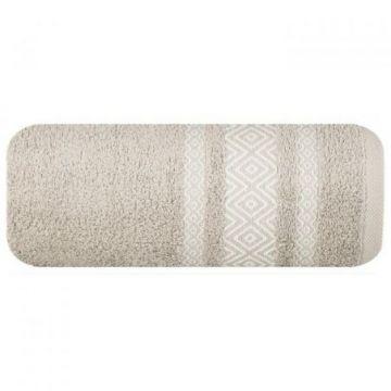 Ręcznik Eurofirany MOBY 70x140 beż