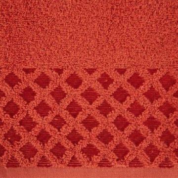 Ręcznik Eurofirany NELA 70x140 j.cegła