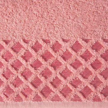 Ręcznik Eurofirany NELA 70x140 koral