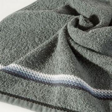 Ręcznik Eurofirany OLIWIA 50x90 szary
