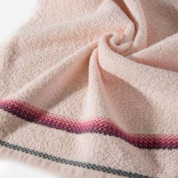 Ręcznik Eurofirany OLIWIA 70x140 róż
