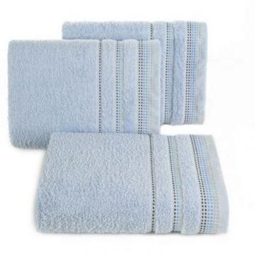 Ręcznik Eurofirany POLA 50x90 błękit