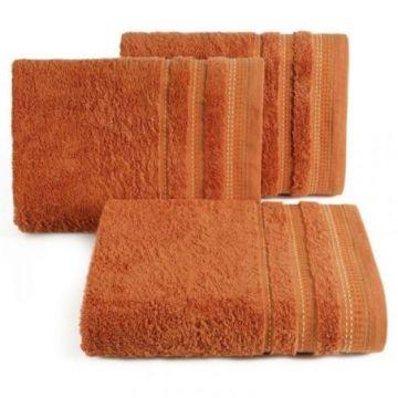 Ręcznik Eurofirany POLA 50x90 pomarańcz