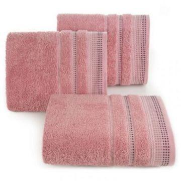 Ręcznik Eurofirany POLA 70x140 puder