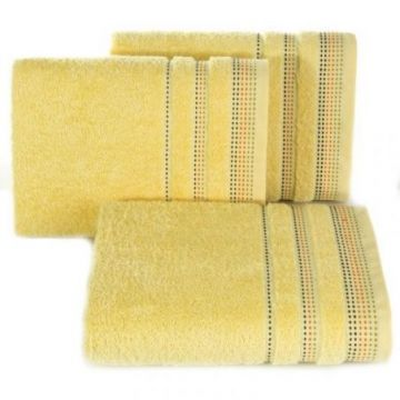 Ręcznik Eurofirany POLA 70x140 żółty