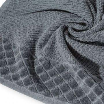 Ręcznik Eurofirany SAVA 50x90 grafit