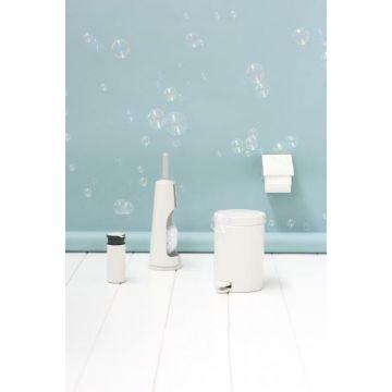 Szczotka do WC z uchwytem biała - BRABANTIA