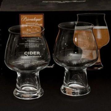 Szklanka do piwa Birrateque Cydr LUIGI BORMIOLI