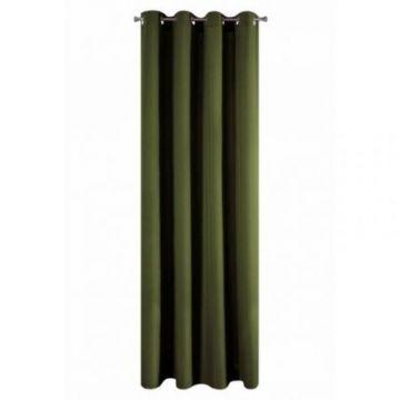 Zasłona gotowa Design 91 140x250 ADORE c.zielony