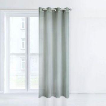 Zasłona gotowa Design 91 140x250 MAGGIE srebrny