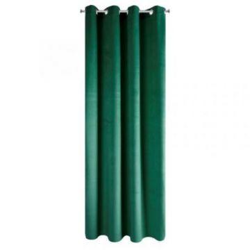 Zasłona gotowa Eurofirany 140x250 PIERRE c.zielony