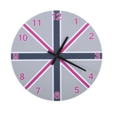 Zegar ścienny designerski Eurofirany AVIS 01