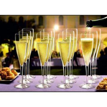 Kieliszki do szampana 175ml Perlage LUIGI BORMIOLI