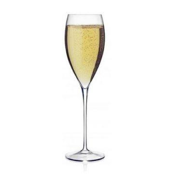 Kieliszki do szampana 320ml...