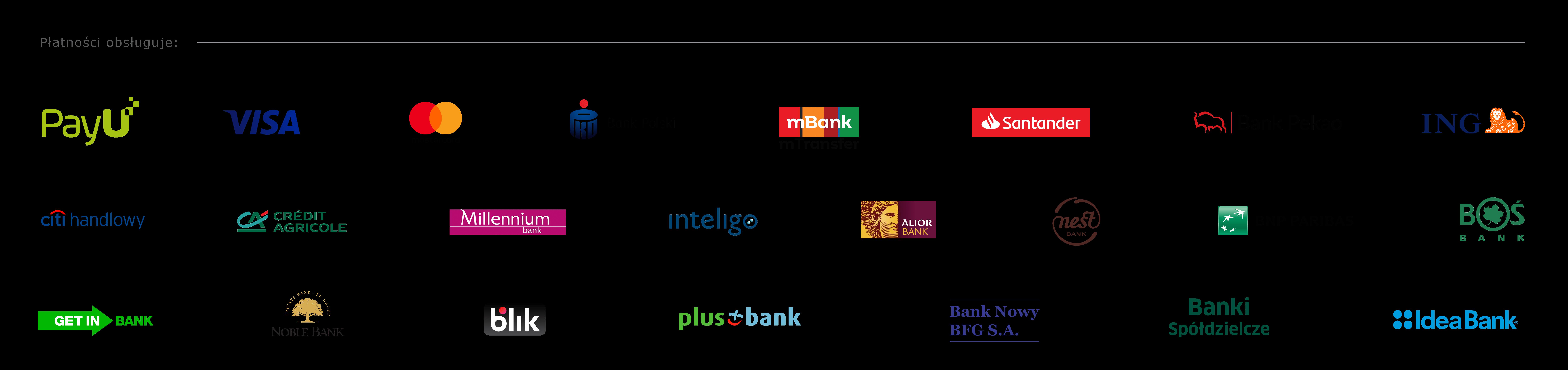 ikona metody płatności